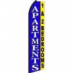 Apartments 1 & 2 Swooper Flag