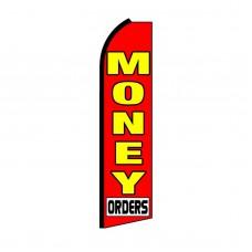 Money Orders Swooper Flag