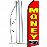 Money Orders  Swooper Flag Bundle