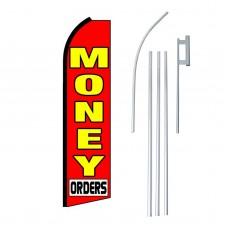 Money Orders  Swooper Flag Bundle