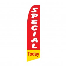 Special Today Swooper Flag