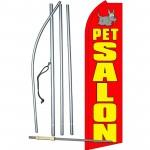 Pet Salon Swooper Flag Bundle