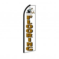 Flooring Brown Swooper Flag
