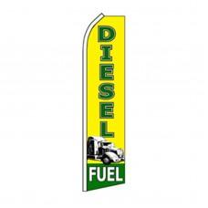 Diesel Fuel Swooper Flag