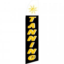 Tanning Swooper Flag