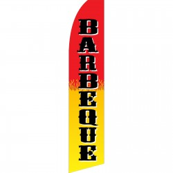 Barbecue Windless Swooper Flag
