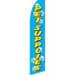 Pet Supplies Blue Swooper Flag