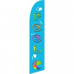Pool Blue Windless Swooper