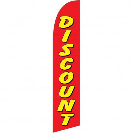 Discount Windless Swooper Flag