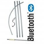 Bluetooth Windless Swooper Flag Bundle