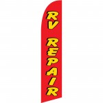 RV REPAIR Windless Swooper Flag