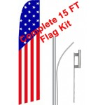 USA Swooper American Flag Bundle