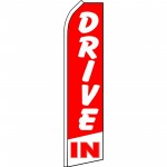 Drive In Swooper Flag