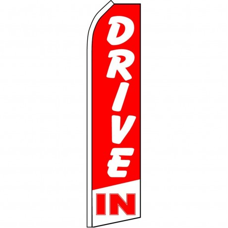 Drive In Swooper Flag