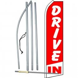 Drive In Swooper Flag Bundle