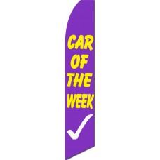 Car Of The Week Swooper Flag