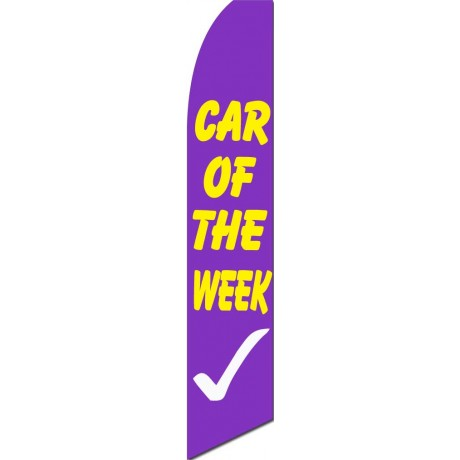 Car Of The Week Swooper Flag