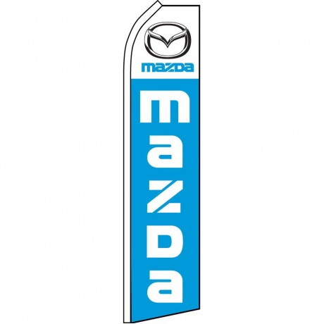 Mazda Swooper Flag