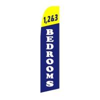 1,2 & 3 Bedrooms Swooper Flag