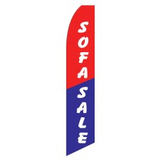 Sofa Sale Swooper Flag