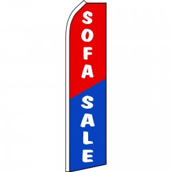 Sofa Sale Swooper Flag
