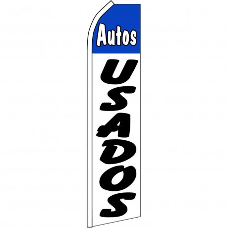 Autos Usados White Swooper Flag
