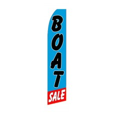 Boat Sale Swooper Flag