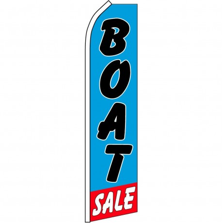 Boat Sale Swooper Flag