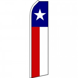 Texas Swooper Flag