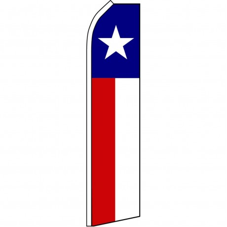 Texas State Swooper Flag