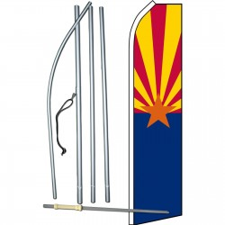 Arizona Swooper Flag Bundle