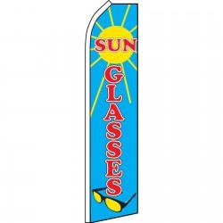 Sunglasses Swooper Flag