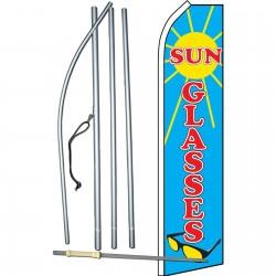 Sunglasses Swooper Flag Bundle