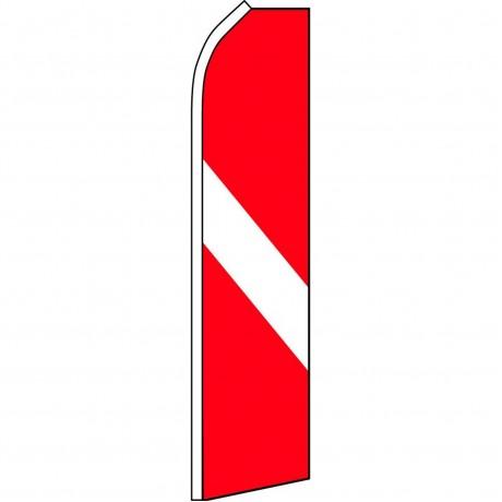 Diver Down Swooper Flag