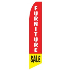 Furniture R/W Sale Swooper Flag