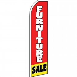 Furniture R/W Sale Swooper Flag