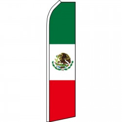 Mexico Swooper Flag