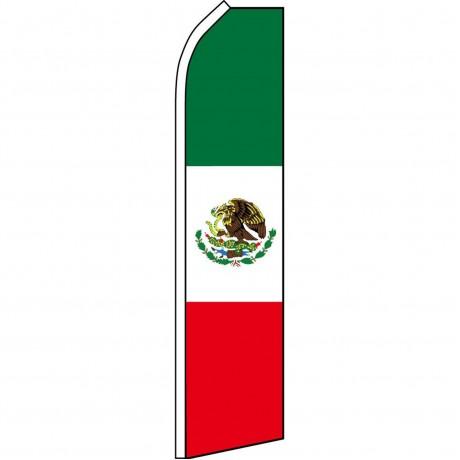 Mexico Swooper Flag