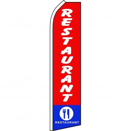 Restaurant Swooper Flag