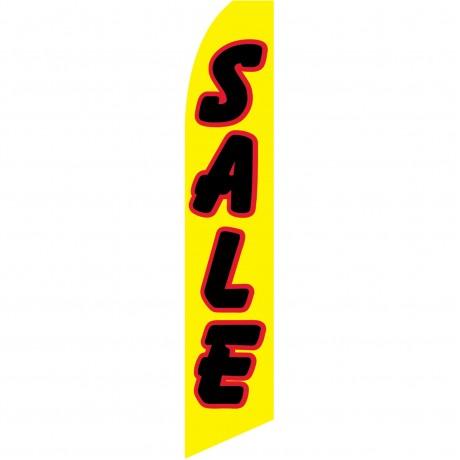 Sale Yellow Swooper Flag