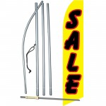 Sale Yellow Swooper Flag Bundle