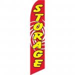 Storage Swooper Flag Red