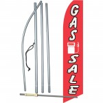 Gas Sale Swooper Flag Bundle