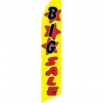 Big Sale Yellow Swooper Flag