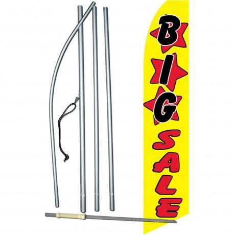 Big Sale Yellow Swooper Flag Bundle