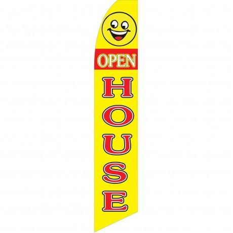 Open House Swooper Flag