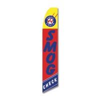 Smog Check Swooper Flag