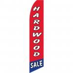 Hardwood Sale Red Swooper Flag