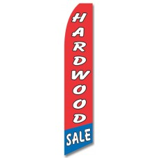 Hardwood Sale Swooper Flag
