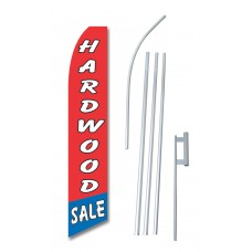 Hardwood Sale Swooper Flag Bundle